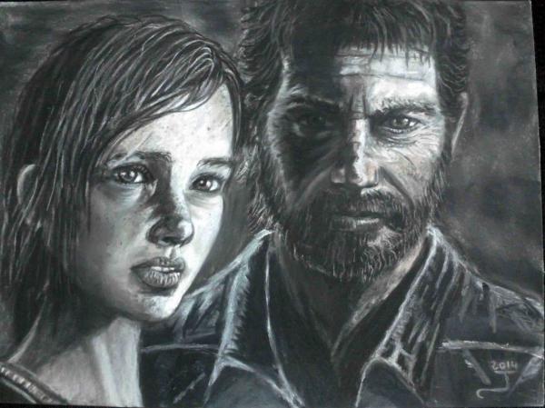 The Last of Us por jejelink